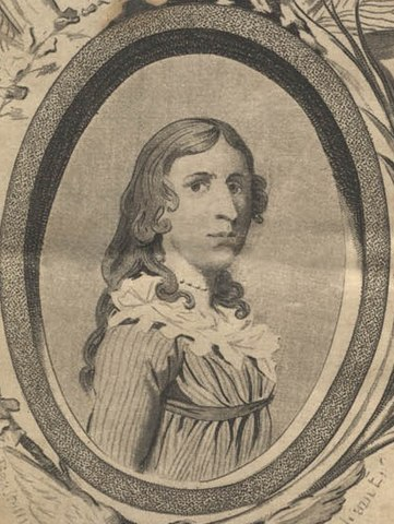 Retrato de Deborah Sampson